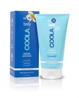 Body Spf 30 Unscented Moisturizer - Classic
