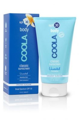 Body Spf 30 Unscented Moisturizer – Classic 148 ml