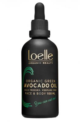 Green Avocado Oil 100 ml