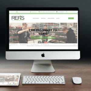REFIS - Rör och Elentreprenörernas Friskola i Stockholm
